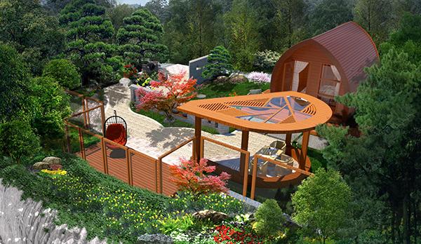 休闲农庄规划设计四大注意事项 - 玖米建筑工业