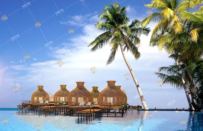 《隐栖·玲珑B》木屋别墅_度假屋_度假酒店定制设计