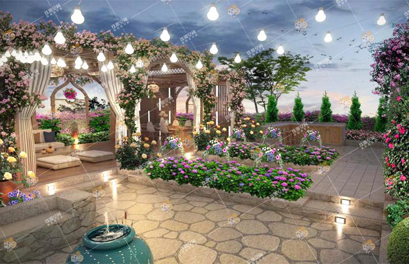 户外婚礼空间